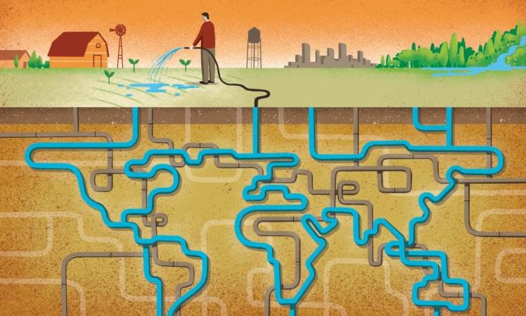 Fresh water goes global